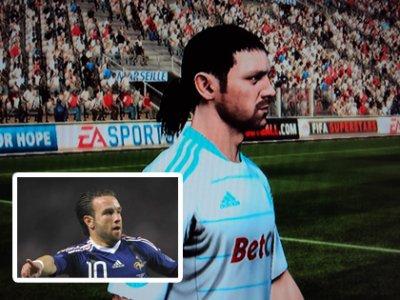 Le raté de Fifa 11