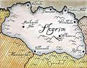 Carte de Skyrim