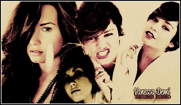 . •• Pour suivre toute l'actu de Vanessa Hudgens & Demi Lovato, c'est LOVATO-HUDGENS ! •• .