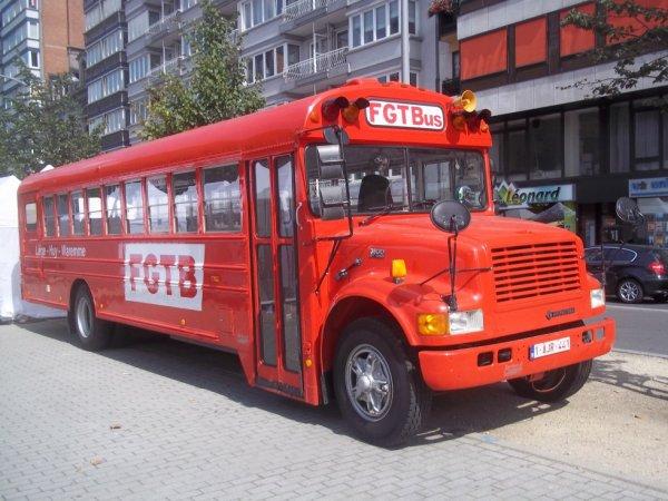 bus de la FGTB