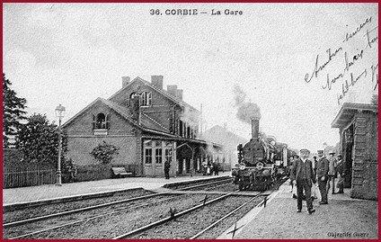 Corbie - Histoire