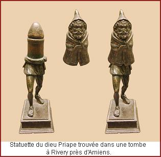 Amiens  -  Antiquité
