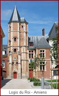 Amiens  -  Époque moderne