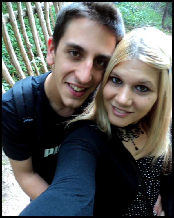que j'aime cette vie avec toi <3
