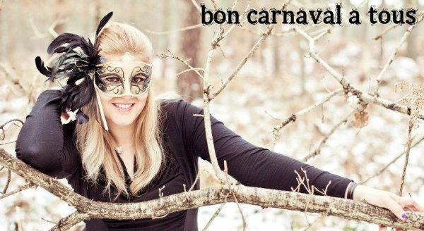 je vous souhaite un bon carnaval