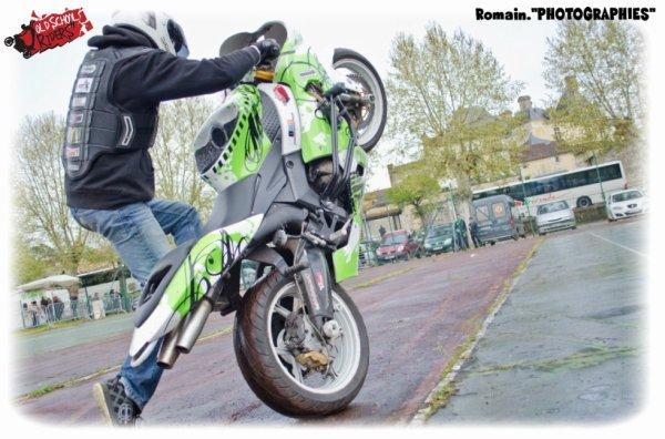 Stunt à CADILLAC (33)