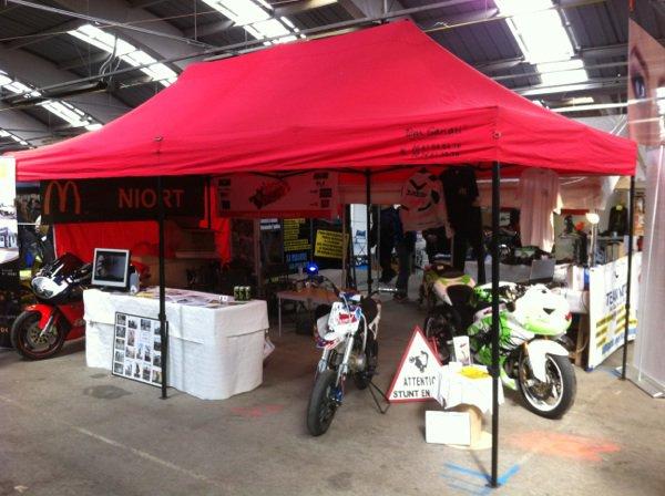 Puces moto de Niort 2013