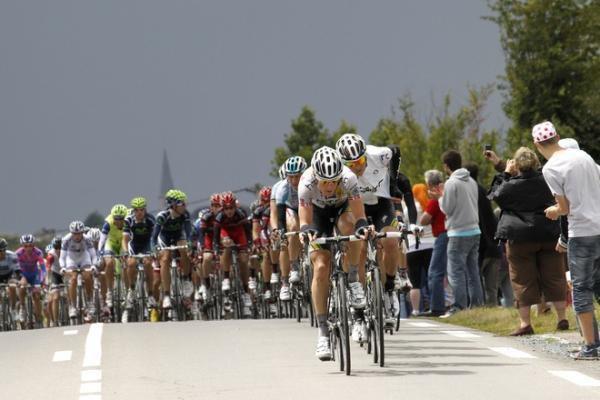 TOUR DE FRANCE 2011: ÉTAPE 13 Pau  Lourdes 152.5 km