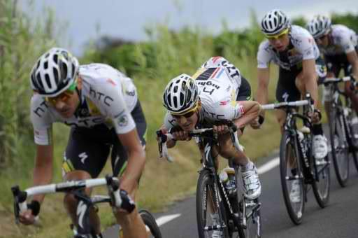TOUR DE FRANCE 2011: ÉTAPE 20:  Grenoble  Grenoble 42.5 km