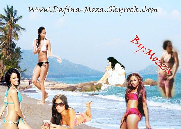DAFINA♥♥ Rihanna♥ Ciara♥ Jessica Alba♥ Selin Demiratar♥ Nicole Scherzinger♥ - ME TE MIRAT E BOTES