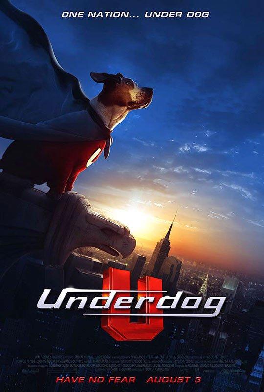 Underdog: Taylor y a joué dedans, elle incarnait Molly. (J'ai regardé ce film sans savoir que Molly était joué par Taylor, donc je suis contente d'avoir vu de ce film)