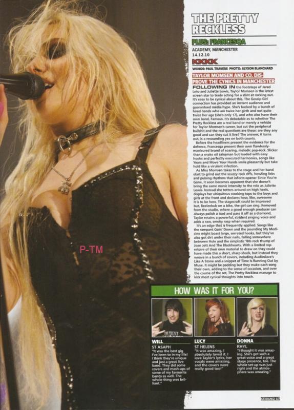 """Taylor dans """"Kerang Magazine"""". Elle est juste trop belle."""