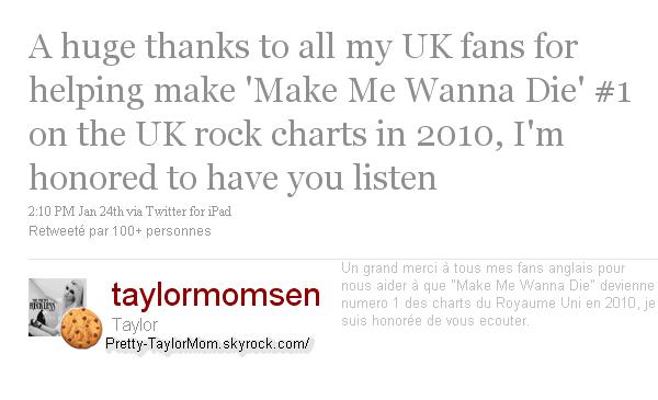 Tweets Taylor