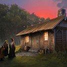 Cabane du garde-chasse