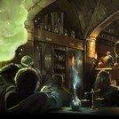 Salle de classe de potions