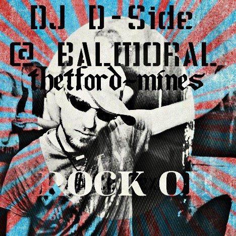 Mega mix ELECTRO DJ D-Side Beat the club VOL.4