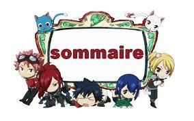SOMMAIRE(pour pas vous perdre ˆˆ)