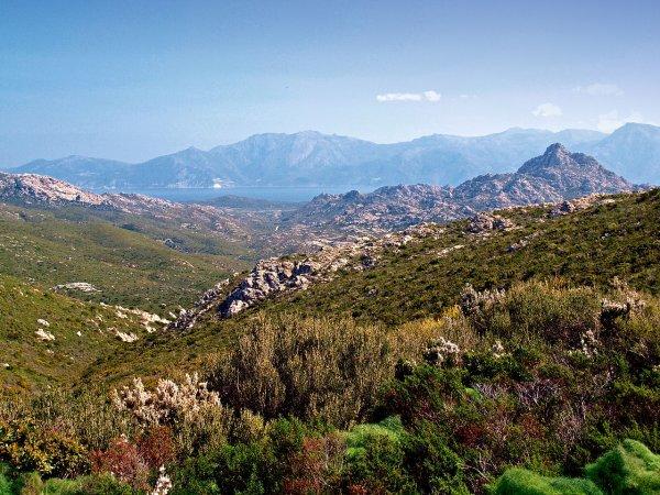 LE DESERT DES AGRIATES EN CORSE 15 000 HECTARES DE TERRE VIERGES