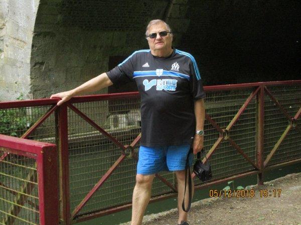PROMENADE APRES MIDI LE LONG DU CANAL AU SOUTERRAIN DU TRONQUOY