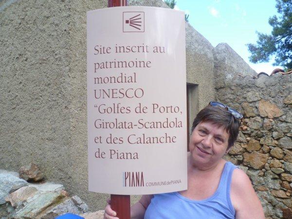 SITES INSCRITS AU PATRIMOINE MONDIAL DE L'UNESCO EN CORSE