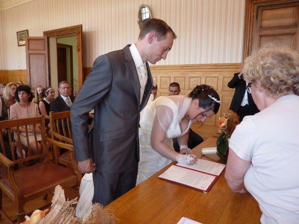 ANNIVERSAIRE DU MARIAGE DE MON FILS CE 6 JUIN  EN 2015