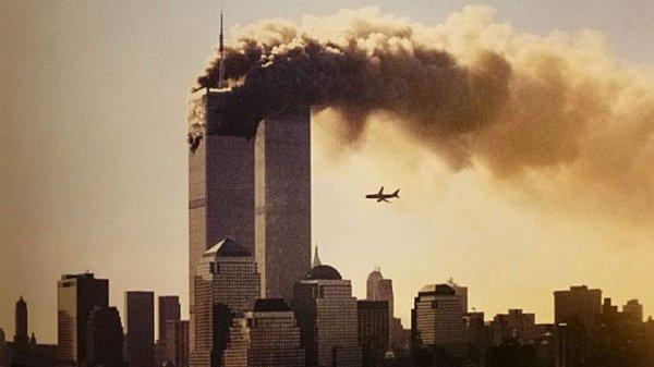 UNE PENSEE AUX VITIMES DE L'ATTENTAT DU 11 SEPTEMBRE 2001