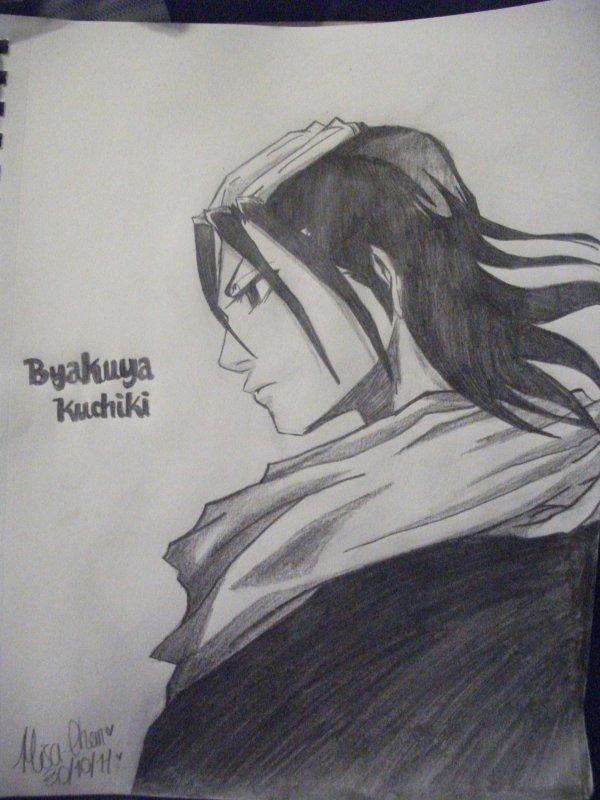 Bleach, byakuya kuchiki