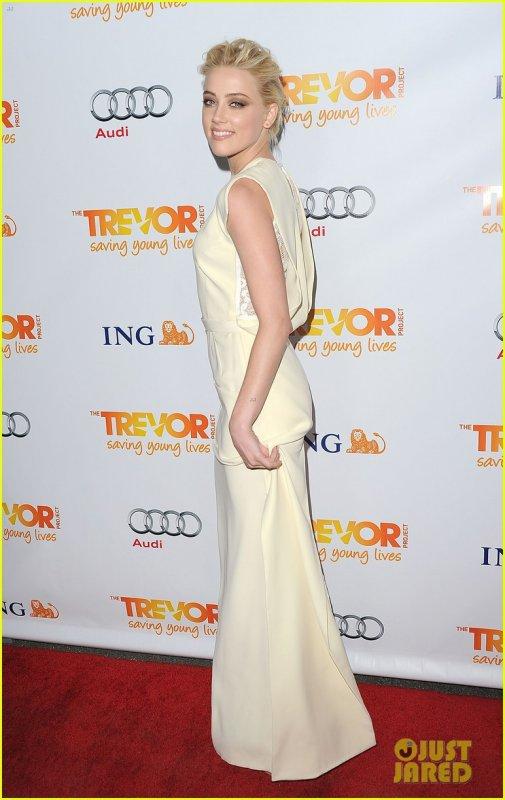 Sortie Amber Heard