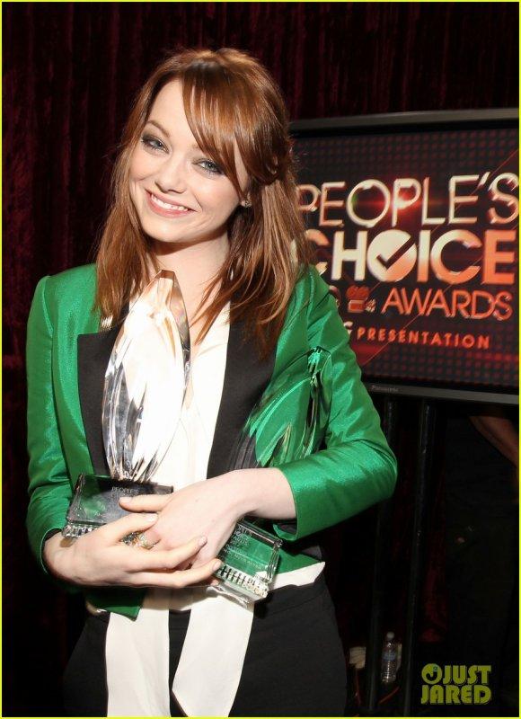 Soirée People Choice Awards 2012