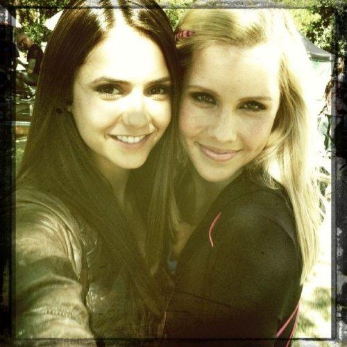 Vampire Diaries photos Twitter
