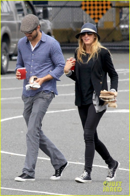 Blake Lively et son boyfriend Ryan reynolds