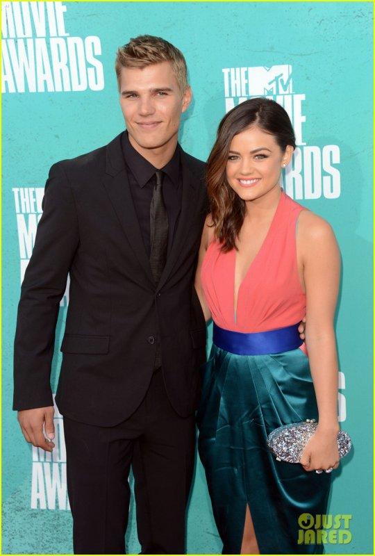 """Soirée """"MTV Movie Awards 2012"""""""