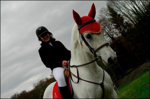 dis moi un truc que tu dis souvent a ton cheval :)