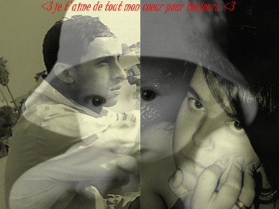 magalie + Aziz = love pour toujours