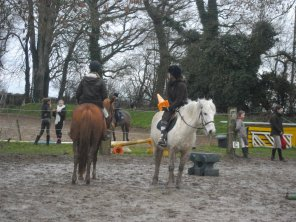 Séance de Pony Gaames / Samedi 19 Février 2011 ✿