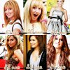 Evoluton d'Ashley Tisdale