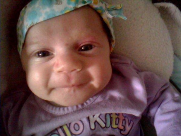 ma fille lilia