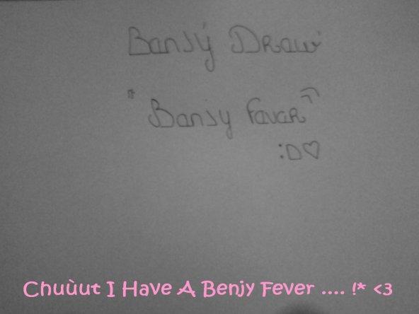 Benjy Drew ♥