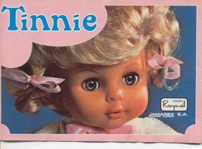 (3) tinnie , une poupée , une histoire...