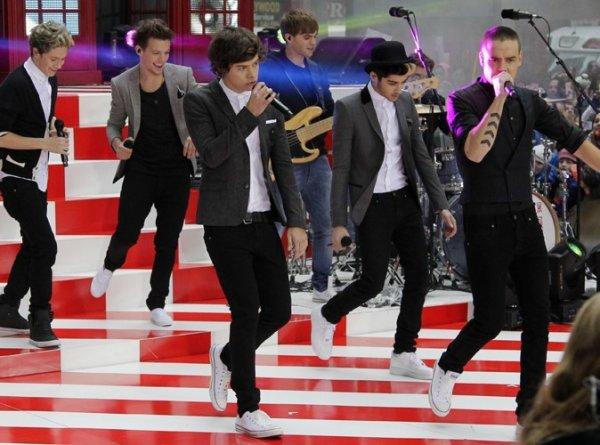 One Direction : un film en 3D !