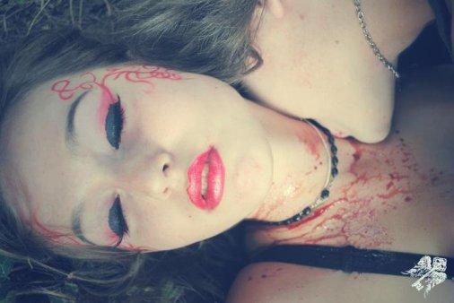Shooting n°2 : Thème Vampire