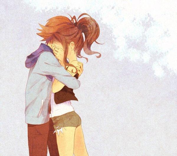 les manga son réel chapitre 5: le triangle amoureux