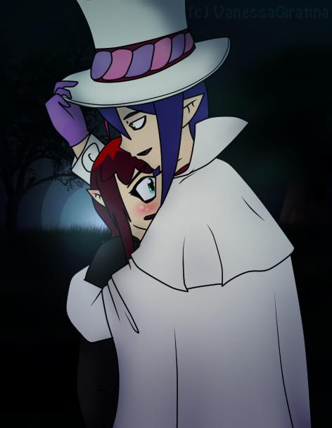 La princesse des rois démons Chapitre 6!