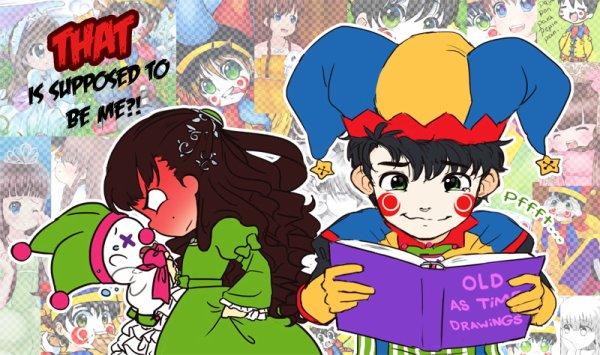 les manga son réel! chapitre 9!