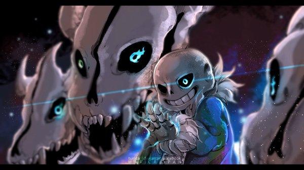Bonus Undertale: La détermination d'une orpheline! description!