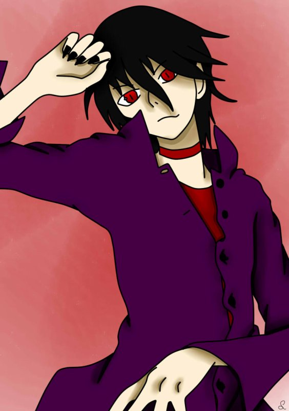 Kiba Ketsuki! Le vampire sadique!