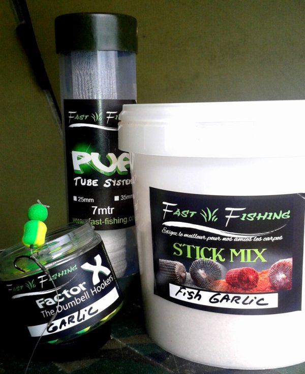 STICK MIX - FAST FISHING -