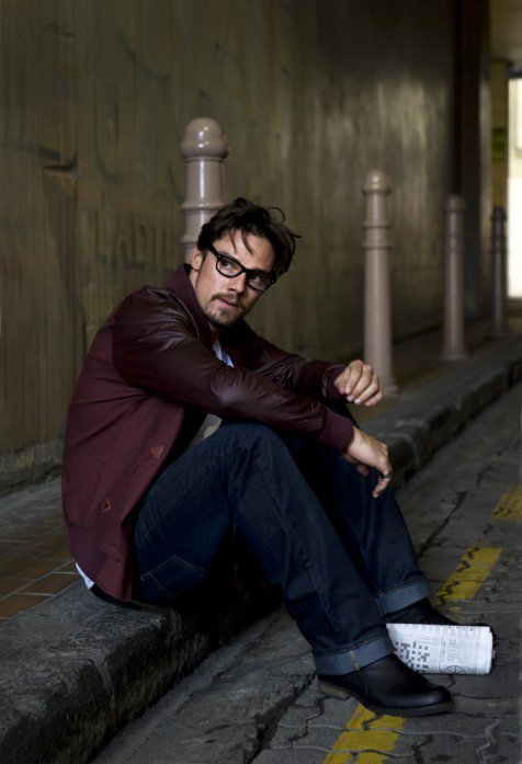 Jay Ryan magazine Photoshoot