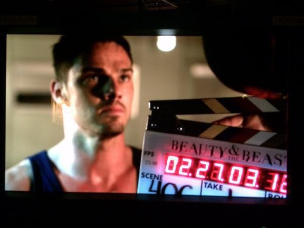 Beauty and The Beast saison 3 :  photos du tournage !