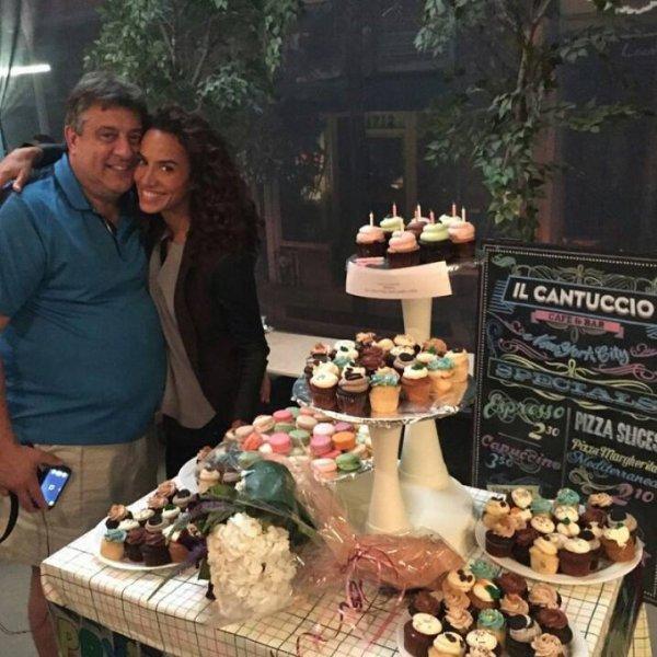 Jouyeux anniversaire  à  Nina Lisandrello 🎂